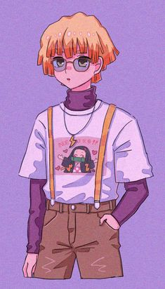Kawaii Anime, Kawaii Art, Anime Demon, Manga Anime, Anime Art, Anime Character Drawing, Character Art, Cartoon Kunst, Cartoon Art