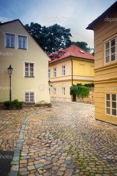 Prague example of cobblestone...it is everywhere and beautiful