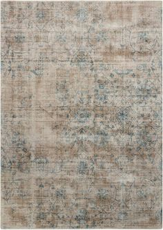 kathy ireland by Nourison Leaf and Vine Area Rug 39W x 59D | National Business Furniture