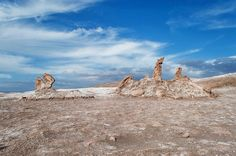 Las Tres Marías in Valle de la Luna, Chile | heneedsfood.com
