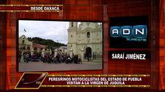 COMIENZA EL ARRIBO DE PEREGRINOS AL SANTUARIO DE LA VIRGEN DE JUQUILA