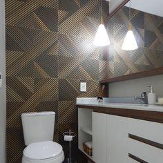 Luminária para banheiro: 50 modelos modernos e atemporais (Fotos) Vanity, Bathroom, House, Blog, Life, Light Fixtures For Bathroom, Small Bathroom, Bathroom Pictures, Flats
