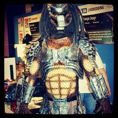 Predator #Gamescom 2013 #Cosplay #Geek