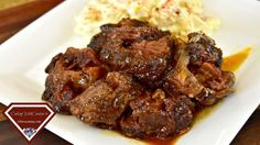 The BEST Smoky BBQ Oxtails Recipe |BBQ, Crock Pot and Oven Methods |Cooking With Carolyn - YouTube