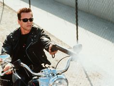 Wallpapers The Terminator Terminator 2: Judgment Day Arnold ...