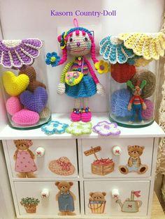 Amigurumi Doll, Crotchet, Crochet Dolls, Crocheting, Corner, Knitting, Children, Inspiration, Crochet Stuffed Animals
