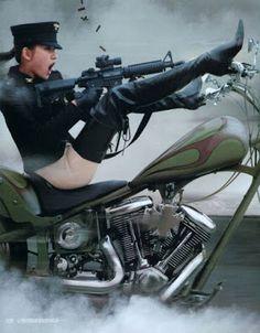 guns motorcycles and beautiful women - Comunidade - Google+
