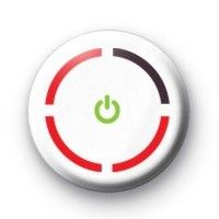Red Ring of Death Xbox badge RROD  Button Badge £0.85