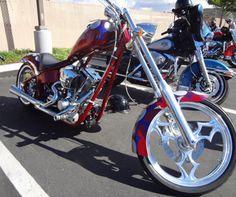 Orange County Chopper motorcycle