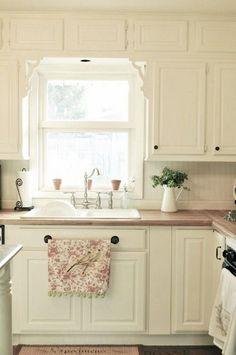 kitchen window over the sink