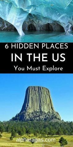 60 Unique Places In The US To Blow Your Mind - alpha ragas
