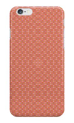 Pattern #1016 - orange  #IPhone #case / #skin with pattern http://www.redbubble.com/people/kuzmich/works/20886749-pattern-1016-orange?c=488730-the-patterns&p=iphone-case&ref=work_collections_grid