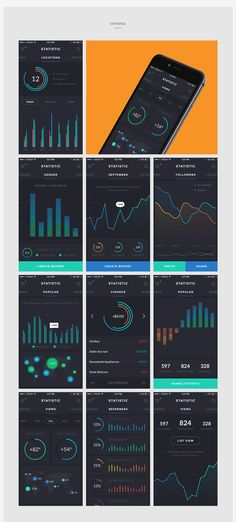 CORE UI Kit on App Design Served
