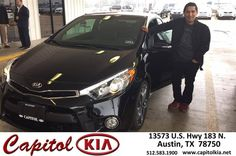 https://flic.kr/p/FFmQfT | #HappyBirthday to Carlos from Cindy Juarez at Capitol Kia! | deliverymaxx.com/DealerReviews.aspx?DealerCode=RXQC