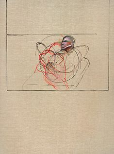 'Self-Portrait' | Francis Bacon