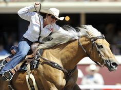 Brittany Pozzi (Barrel Racing)