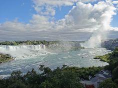 Les Chutes du Niagara, Niagara Falls