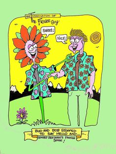 Bud and Bob...Enjoy ! The Flower Guy at Lafayette Florist Gift Shop and Garden Center, Colorado