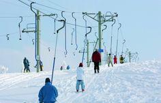 Station de ski du Champ du Feu - #Alsace