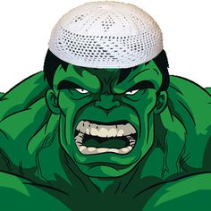Angry Muslim Hulk Funny