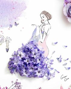Artist Grace Ciao's Illustration