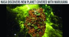 E pamundur: NASA zbulon një planet të mbushur me marihuanë? - http://alboz.co/e-pamundur-nasa-zbulon-nje-planet-te-mbushur-marihuane/