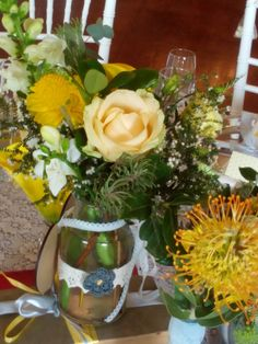 Stephanie's picture perfect wedding filled with love and sunshine