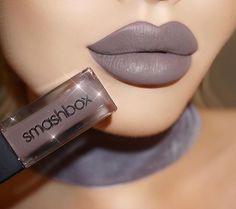 CHILL ZONE matte lip by @smashboxcosmetics #rolliepollievibes #jadeylips