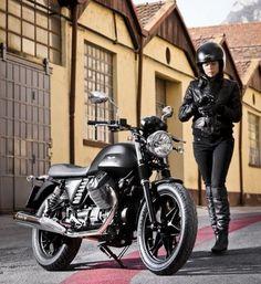 The Moto Guzzi V7