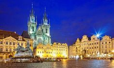 Prague.... one of my favourite cities