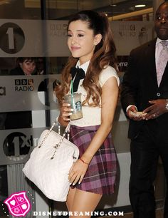 Ariana Grande is so excited for her new music!
