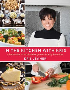 Kris Jenner - In the Kitchen with Kris