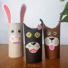 Wat is Gesso? Toilet Paper Roll Crafts, Crafts For Kids, Lily, Birthday, Victoria, Pug, Projects, Crafting, Ideas