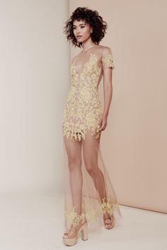 Luau Maxi Dress in Primerose