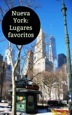 Nueva York: algunos de los lugares preferidos por los argentinos #nuevayork #viajes #EEUU New York 2017, Travel Tips, Places To Go, Nyc, Blog, New York City, Transportation, Places To Visit, Cities