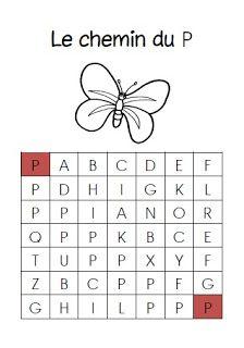 le cartable de skalasanta: Le chemin des lettres de M à R