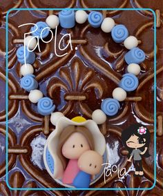 Childrens Rosary Baptism  First Communion/ Baby Shower Favors Gifts