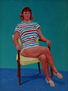 Isabella Clark David Hockney