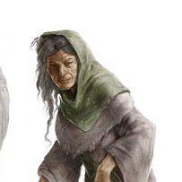 Minny Mhandyvver, the Miss Marple of Red Larch.
