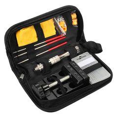 Aluminum Alloy Hand Twist Drill Clamping range 0.5mm-3.0mm Tool Drilling set