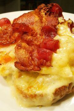 Kentucky Hot Brown Sandwich (Weight Watchers)