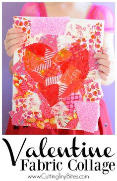 Valentine's Day Fabr