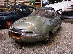 Panhard-Levassor Dynavia 1948