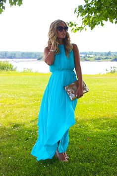 STYLE // Turquoise | Style Cusp