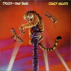 TYGERS OF PANTANG - crazy nights