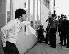 """Attica.Attica."" Sonny Wortzik Al Pacino Dog Day Afternoon 1975"