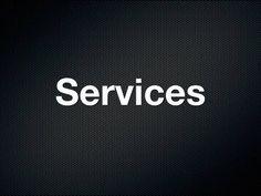 MCA Service Video