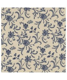 http://www.kawaiifabric.com/en/p11396-tan-fabric-with-navy-blue-flower-leaf-design-by-Timeless-Treasures.html