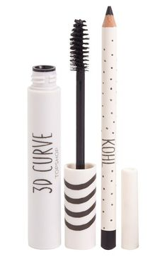 Topshop '3D Curve' Mascara & Kohl Duo available at #Nordstrom