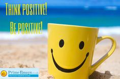 """Start the day by saying """"Today is going to be a good day!"""" Happy Positive Thinking Day!"""